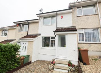 Thumbnail 2 bed terraced house for sale in Chelmer Close, Plympton, Plymouth