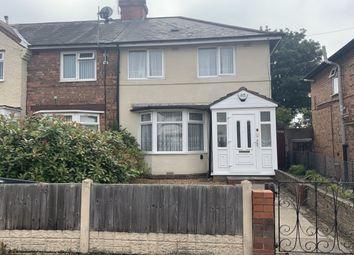 Thumbnail 3 bed terraced house to rent in Birches Green Road, Erdington, Birmingham
