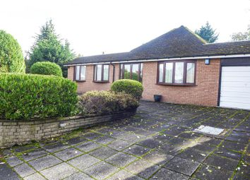 4 bed detached bungalow for sale in Butt Hill Road, Prestwich, Manchester M25