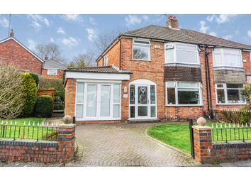 Thumbnail 3 bed semi-detached house for sale in Timberbottom, Bradshaw, Bolton
