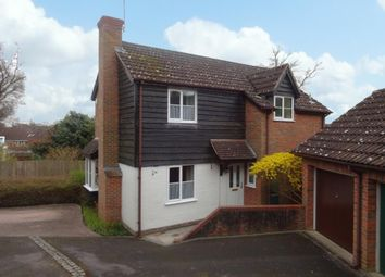 Thumbnail 3 bed detached house for sale in The Junipers, Wokingham