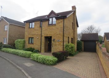 Thumbnail 4 bed property for sale in Roundhills Way, Sawtry, Huntingdon