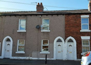 Thumbnail 1 bed terraced house to rent in Westmorland Street, Carlisle