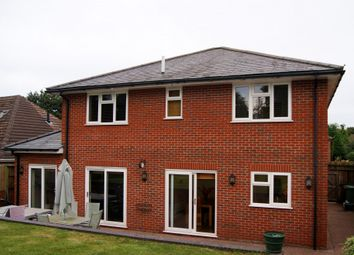 Thumbnail 4 bed detached house for sale in Lower Chestnut Drive, Basingstoke