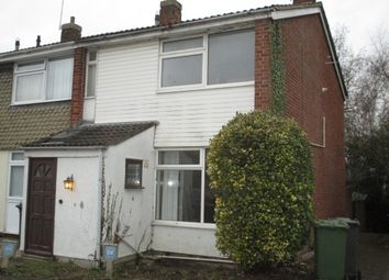 Thumbnail 3 bed end terrace house to rent in Acrefield Drive, Cambridge