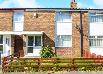 Thumbnail 2 bedroom terraced house for sale in Brixton Close, Hull