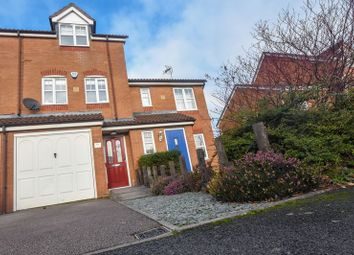 Thumbnail 3 bed terraced house for sale in Fow Oak, Coventry
