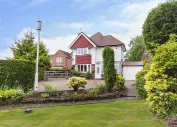 Thumbnail 4 bed detached house for sale in Lichfield Lane, Mansfield
