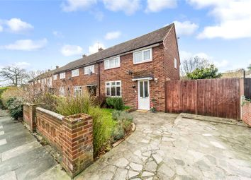 Thumbnail 3 bed end terrace house for sale in Alderwood Road, Eltham, London