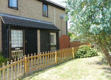 Thumbnail 1 bed terraced house to rent in Lyndhurst Drive, Bicknacre, Chelmsford, Essex