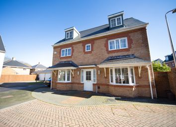 Thumbnail 5 bed town house for sale in Scholars Drive, Penylan, Cardiff