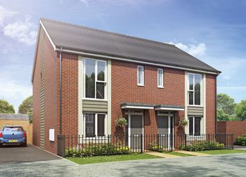 Thumbnail 3 bed semi-detached house for sale in Plot 79 Weogoran Park, Whittington Road, Worcester