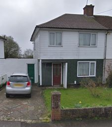 Thumbnail 3 bed semi-detached house for sale in Radstock Way, Merstham, Redhill