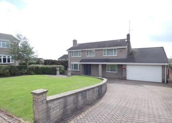 Thumbnail 4 bed detached house for sale in Lansdowne Grove, Hillcrest, Whitehaven, Cumbria