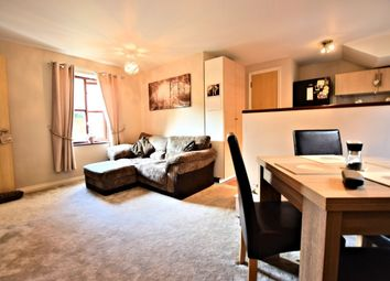 Thumbnail 2 bed flat for sale in Mitford Court, Three Mile Cross, Reading