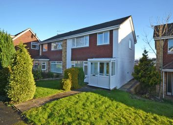 Thumbnail 3 bed semi-detached house for sale in Semi-Detached House, Barry Walk, Newport