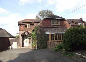 Thumbnail 3 bed detached house for sale in Drift Road, Wallington, Fareham