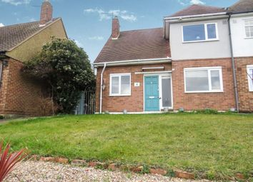 Thumbnail 2 bed semi-detached house for sale in Madden Avenue, Chatham