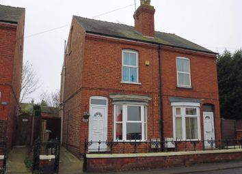 Thumbnail 2 bed semi-detached house for sale in Main Road, Washingborough, Lincoln
