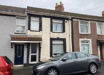 Thumbnail 3 bed terraced house for sale in Emroch Street, Port Talbot, Neath Port Talbot.