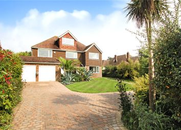 Thumbnail 6 bed detached house for sale in West Kingston Estate, East Preston, West Sussex