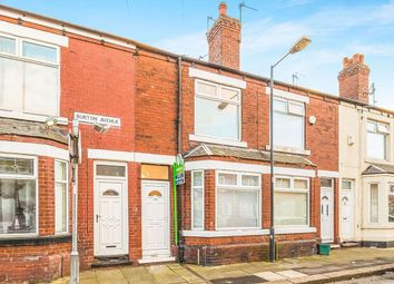 Thumbnail 3 bed terraced house to rent in Burton Avenue, Warmsworth, Doncaster