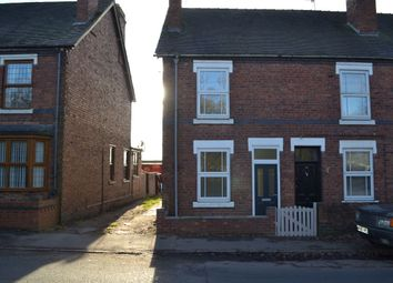 Thumbnail 2 bed terraced house for sale in Upper Sneyd Road, Essington, Wolverhampton