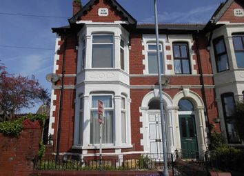 Thumbnail 2 bedroom flat to rent in Mount Pleasant, Barry, Vale Of Glamorgan