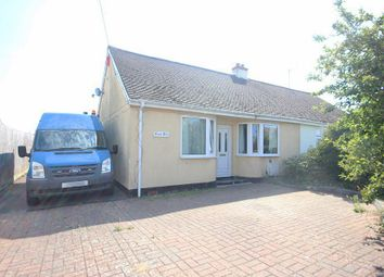 Thumbnail 2 bed semi-detached bungalow for sale in New Park Road, Kingsteignton, Newton Abbot
