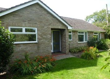 Thumbnail 4 bed bungalow to rent in Main Road, West Winch