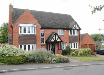 Thumbnail 4 bed detached house for sale in Coppicewood Drive, Littleover, Derby