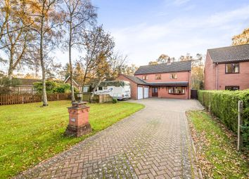 Thumbnail 4 bed detached house for sale in Pineheath Road, High Kelling, Holt