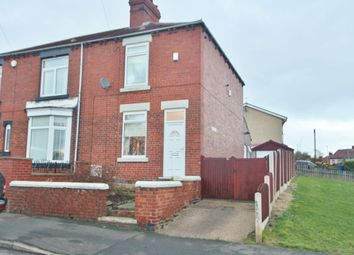 Thumbnail 2 bed semi-detached house for sale in Windmill Road, Wombwell, Barnsley