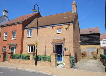 Thumbnail 3 bed semi-detached house for sale in Brentfore Street, Swindon