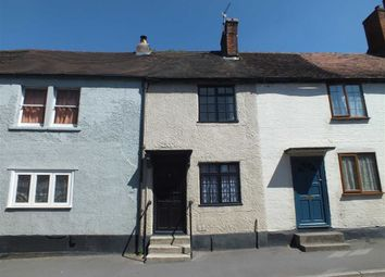 Thumbnail 2 bed terraced house for sale in Fore Street, Westbury, Wiltshire