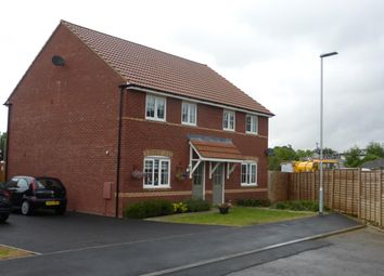 Thumbnail 3 bedroom semi-detached house to rent in St. Andrews Court, Lyall Close, Blunsdon, Swindon