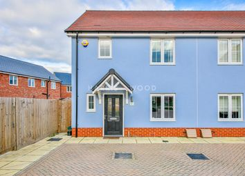 3 bed semi-detached house for sale in Leopard Gardens, Stanway, Colchester CO3