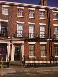 Thumbnail 1 bed flat to rent in Canning Street, Liverpool