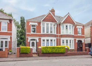 3 bed semi-detached house for sale in Lansdowne Road, Canton, Cardiff CF5