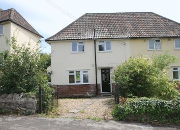 Thumbnail 3 bed semi-detached house for sale in Everett Close, Wells