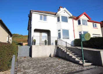 Thumbnail 4 bed semi-detached house for sale in Vardre Avenue, Deganwy, Conwy
