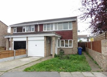 Thumbnail 3 bed semi-detached house to rent in Hayle, East Tilbury, Tilbury