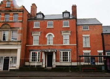 Thumbnail 2 bed flat to rent in 2 Bedroom Ground Floor Flat, London Road, Derby Centre