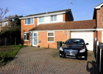 Thumbnail 4 bed detached house to rent in Catherine Close, West End, Southampton