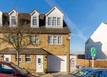 Thumbnail 4 bed property for sale in Hillside Avenue, Wembley