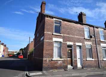 Thumbnail 2 bed end terrace house for sale in Shadyside, Doncaster