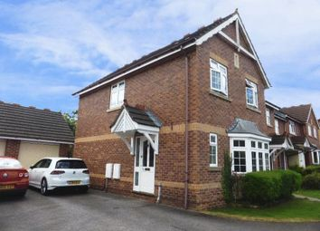 Thumbnail 3 bed end terrace house for sale in St Clements Way, Bishopdown Farm, Salisbury