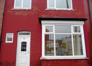 Thumbnail 3 bed terraced house to rent in St Catherines Avenue, Doncaster