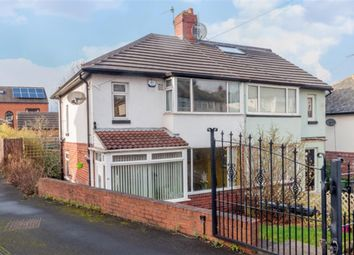 Thumbnail 3 bed semi-detached house for sale in Whitecote Rise, Bramley