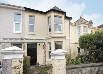 Thumbnail 3 bed terraced house for sale in Hermitage Road, Mutley, Plymouth